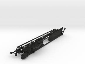 1/64 30' Pull Type Swather in Black Premium Versatile Plastic