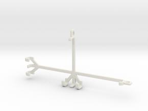 Oppo Reno5 5G tripod & stabilizer mount in White Natural Versatile Plastic