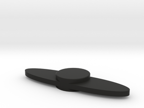 Universal watch in Black Natural Versatile Plastic