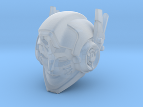 """""""Shatter"""" head (2 antennae) in Smooth Fine Detail Plastic"""
