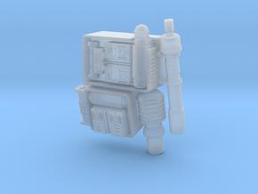 Patrol Stormtrooper Backpack in Smooth Fine Detail Plastic