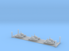 USCG Response Boat (Medium) in Smooth Fine Detail Plastic: 1:700