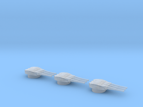 2256-Devastator-dorsal-turrets (extracted) in Smooth Fine Detail Plastic