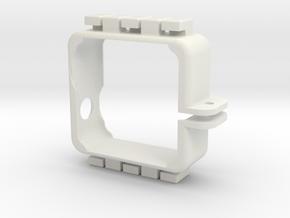 Kite Line Mount for GoPro Max v1.1 in White Natural Versatile Plastic