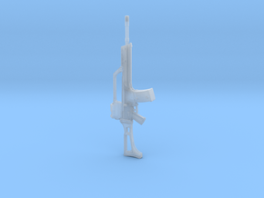G36 Rifle 1:6 in Smooth Fine Detail Plastic