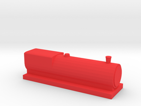 Wooden Railway Hogwarts Express / RWS Henry Body in Red Processed Versatile Plastic