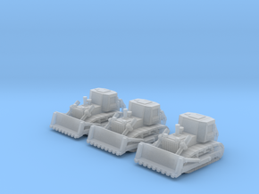 6mm Bulldozer X3 in Frosted Ultra Detail
