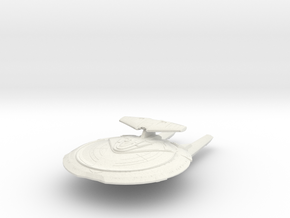 Runner Class B ScoutDestroyer in White Natural Versatile Plastic