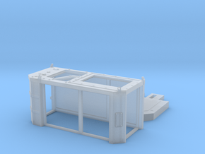 1:50 320D/323D Powerpack base and body. in Smooth Fine Detail Plastic