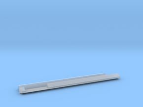 1:50 320D/323D Power Pack Bumper Guards  in Smooth Fine Detail Plastic