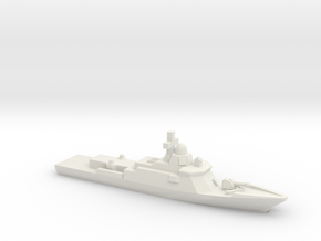 Karakurt-class corvette, 1/1250 in White Natural Versatile Plastic