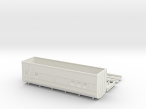 G1 - S1 Works Coach in White Natural Versatile Plastic