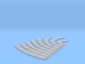 Omni Scale General Hexless Turn Gauge, Flat in Smooth Fine Detail Plastic