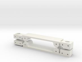 BRM Lamborghini Miura Adapter Kit in White Natural Versatile Plastic