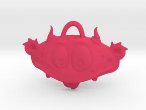 FJ_001 in Pink Processed Versatile Plastic