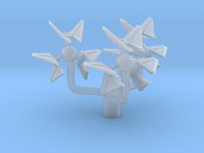 Empire - Tie Defender Squad in Smooth Fine Detail Plastic
