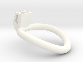 Cherry Keeper Ring G2 - 40x48mm TO +7° ~44.1mm in White Processed Versatile Plastic