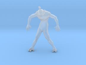 Slendytubbies laa laa miniature model horror games in Smooth Fine Detail Plastic