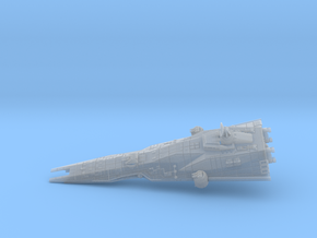 Asp Class Imperial Patrol Corvette in Frosted Ultra Detail