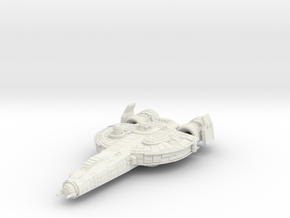 Corvan Smuggler Ravenheart 1/270 in White Strong & Flexible