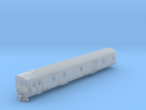 Network Rail Class 950 Coach 2 1/148 in Smooth Fine Detail Plastic