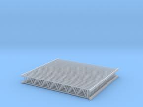 Lattice girder 01. 1:64 Scale  in Smooth Fine Detail Plastic