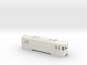 NR Wiener Stadtbahn Arbeitstriebwagen in White Natural Versatile Plastic