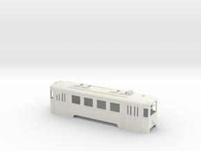 NH Wiener Stadtbahn Arbeitstriebwagen in White Natural Versatile Plastic