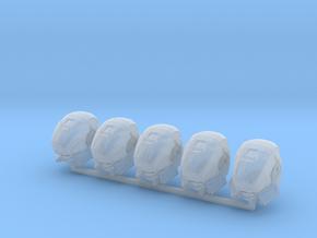 MCX Halo Reach Gungnir Rebreather 5x in Smoothest Fine Detail Plastic