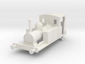 b-87-gswr-cl99-0-6-0T-loco in White Natural Versatile Plastic