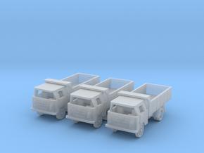 Nazar 8Tm cab.B 1:285 3pcs in Smooth Fine Detail Plastic