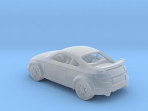 Audi TT RS 2019 1:120TT in Smooth Fine Detail Plastic