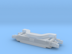 1:16 Sherman T54E1 track link  in Smooth Fine Detail Plastic