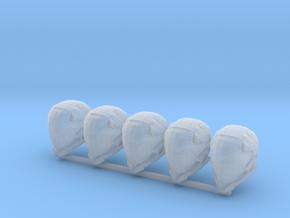 MCX Halo Reach Pilot 5x in Smoothest Fine Detail Plastic