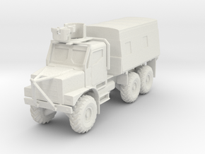 Oshkosh MK25 MTVR APK 1/100 in White Natural Versatile Plastic