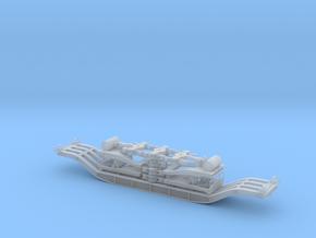 Tyy300 mit Spielkupplung in Smooth Fine Detail Plastic