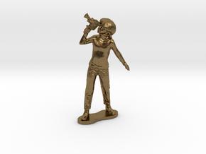 Schoony - Master Warhol Pendant in Natural Bronze