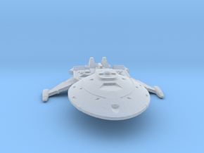 Starfleet Yeager Class in Smooth Fine Detail Plastic