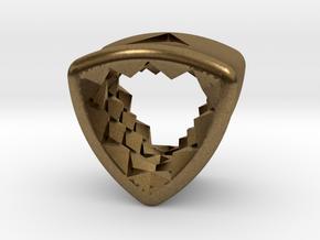 Stretch Diamond 16 By Jielt Gregoire in Natural Bronze