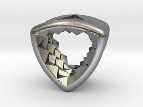 Stretch Diamond 16 By Jielt Gregoire in Natural Silver