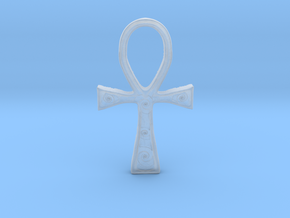 Ankh 2 2 in Smooth Fine Detail Plastic