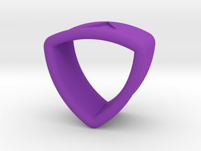Stretch Shell 18 By Jielt Gregoire in Purple Processed Versatile Plastic