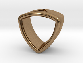 Stretch Shell 18 By Jielt Gregoire in Natural Brass