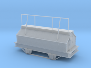 EBT #30 Scale Test Car in Sn3 in Smooth Fine Detail Plastic