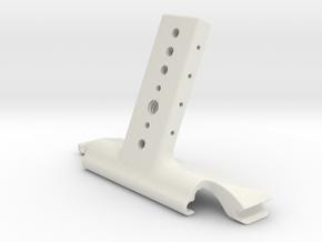 DJI SmartController Enterprise Tripod Mount in White Natural Versatile Plastic