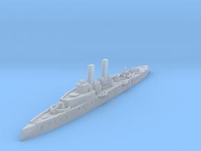 1/1250 HSwMS Psilander Torpedo Cruiser (1899) in Smooth Fine Detail Plastic