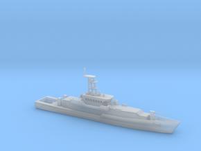 1/350 Scale  USCGC Bernard C Webber WPC-101 in Smooth Fine Detail Plastic