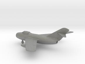MiG-15 Fagot in Gray PA12: 1:160 - N