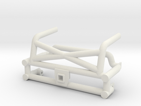 SMT10 Front Clip 2 in White Natural Versatile Plastic: 1:10