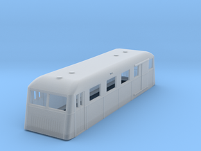 sj120fs-ucf02p-ng-trailer-passenger-luggage-coach in Smooth Fine Detail Plastic
